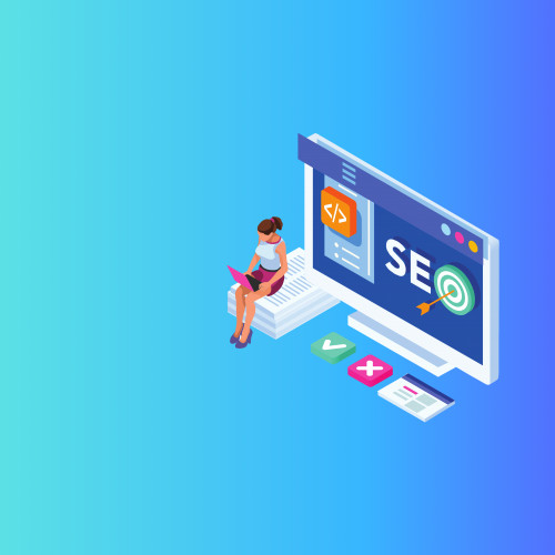 Complex SEO website promotion